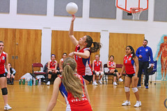 IMG_7583 (SJH Foto) Tags: girls shot action teen impact teenager spike contact tween teenage