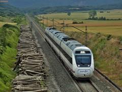 120 (firedmanager) Tags: 120 train tren caf navarra ferrocarril renfe trena altavelocidad automotor alvia railtransport renfeoperadora