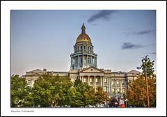 Colorado State Capitol- Denver, CO (Mike Keller Photo) Tags: cityscape denver coloradostatecapitol milehighcity