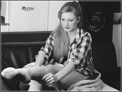 Shooting with Stef - her socks_2 (humanvtec) Tags: girls portrait bw sexy feet coffee fashion vintage naked deutschland nice model erotic kaffee lingerie retro bikini redlips shooting bunnys dessous longlegs halfnaked bh erotik unterwsche teilakt smokinggirls elitegirls hschen candidgirls jungefrauen deutschemdels homeshooting holzfllerhemd like4like instafoto sexygirs gntm2016 jungemdels