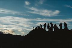 (iam543) Tags: sky cloud mountain silhouette taiwan nantou renai hehuanshan kodakportra160 hehuanmountain vscofilm sonya7r sonyalpha7r sonyilce7r