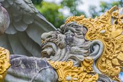 _71K4697.jpg (Pete Finlay) Tags: bali statue bedugul hindustatue balibotanicgarden