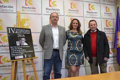 Presentacin del IV Concurso Nacional de Cante Flamenco Curro Malena 4 (Pgina oficial de la Diputacin de Crdoba) Tags: francisco martin juan aurora cordoba concurso iv nacional flamenco malena curro cante barbero presentacin diputacion