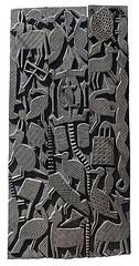Nupe Door, Nigeria (mike catalonian) Tags: door wood nigeria nupe