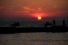 Port Dalhousie (cempey) Tags: sunset portdalhousie