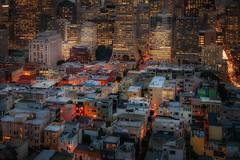 San Francisco (karinavera) Tags: sanfrancisco longexposure travel tower architecture landscape photography cityscape view coit topview nikond5300