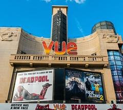 Vue Cinema - Leicester Square (Panasonic Lumix LX100 Compact) (markdbaynham) Tags: street leica city uk urban london westminster lumix zoom capital central panasonic gb fixed metropolis dmc compact lx londoner londonist lx100 2475mm f1728 lumixer