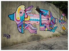 Pablito Zago (tomatokid99) Tags: streetart france art graffiti urbanart graff gard monoblet pablitozago