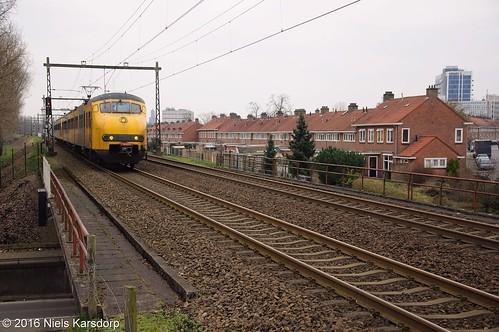 NSR 465 + 441 te Arnhem Presikhaaf