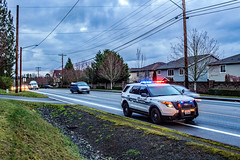 Mill Creek Police Department 2015 Ford Police Interceptor Utility SUV (andrewkim101) Tags: county ford mill creek washington state police utility wa suv department interceptor snohomish 2015