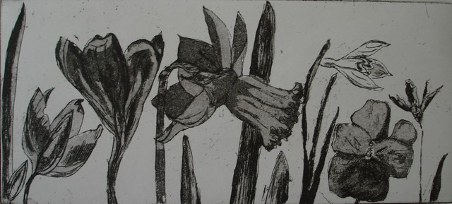 Shepherd Elizabeth: 'Spring Flowers'