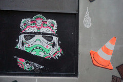 Star Shivar Vandal the Hippy stormtrooper (Red Cathedral [FB theRealRedCathedral ]) Tags: brussels streetart graffiti starwars sony hippy bruxelles lsd stormtrooper alpha brussel aroz eventcoverage sonyalpha mirrorless kandelaarsstraat a6000 ruedeschandeliers vandal1 starshivar ar0z