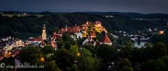Burghausen (www.altstadthotels.net) Tags: bayern altstadt heimat burg nachtaufnahme burghausen vogelperspektive