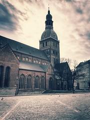 Doma Laukums, Riga (Umbro | RedlineAddicted) Tags: old town latvia riga doms doma vecriga laukums