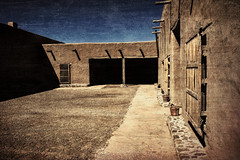 old trip travel texture abandoned canon eos mood texas fort antique dramatic atmosphere roadtrip historic springbreak nostalgic aged vignette ef2470mmf28lusm topaz 6d americanhistory fortleaton texashistory