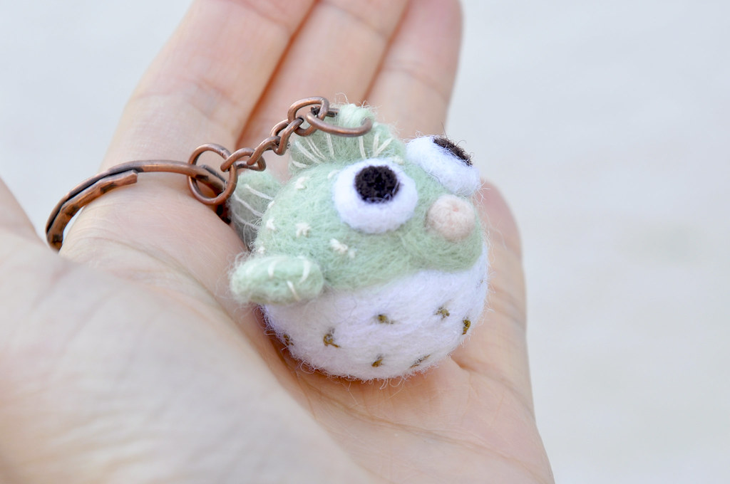 Amigurumi Puffer Fish : The Worlds most recently posted photos of amigurumi and ...