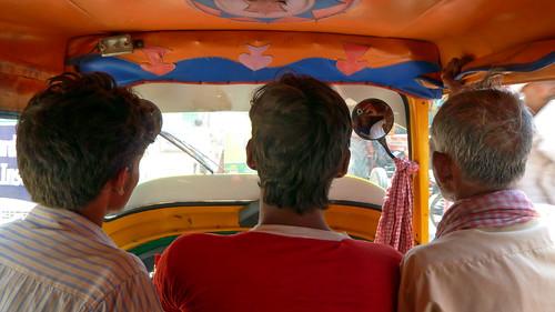 India - Uttar Pradesh - Varanasi - Auto Rickshaw - 792