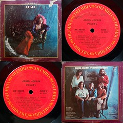 Pearl - Janis Joplin (Wil Hata) Tags: album vinyl record janisjoplin
