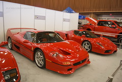 F50 & Enzo (nurspecs) Tags: red ferrari cars auto exotic supercar automotive photography enzo f50 f40 288 gto vancouver canada