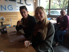 3.26.16 The Last Saturday Imbibing! (BREWVANApdx) Tags: hub brewing river sidebar columbia hopworks goodbeergoodweather baerlic saturdayimbibing