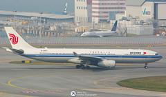 Air China A330-300 HKG/VHHH (Henry Tsui Aviation Photography@ aerography.hk) Tags: aviation hkg airchina a330300 vhhh
