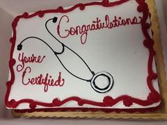 Medical Assisting Celebration (CityCollegeGVL) Tags: bravo florida gainesville celebration hardwork certified congrats