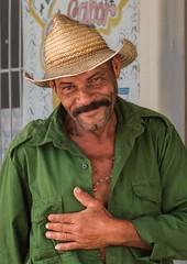 Friendly Hombre (Chris Willis 10) Tags: man cuba friendly cuban hombre