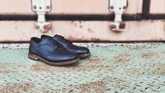 Wish you all a glorious time of week!  In frame : Black on black Wingtip Derby. #brogue #wingtip #derby #blucher #leathershoes #leathergoods #mensshoes #mensfashion #MTO #bali #perdeum #localbrand (perdeumftwr) Tags: bali mensfashion derby brogue wingtip bespoke mensshoes canggu mto leathershoes leathergoods