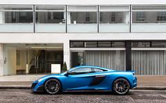 Cerulean Blue. (Alex Penfold) Tags: blue cars alex car super 150 mclaren autos supercar supercars cerulean penfold 2016 shmee shmee150 675lt