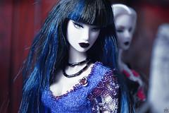 . (Elina-Doll) Tags: fashion dark toys dolls future z bound royalty narcissus integrity kyori luchia