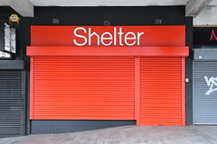 gimme (Harry Halibut) Tags: red shop gate south sheffield yorkshire images front shutters shelter allrightsreserved furnival sheffieldbuildings rotrossorougerood colourbysoftwarelaziness imagesofsheffield sheffieldarchitecture 2016andrewpettigrew sheff1604241055
