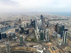 Burj Khalifa (MadGrin) Tags: dubai top uae unitedarabemirates ae atthetop at emiratiarabiuniti