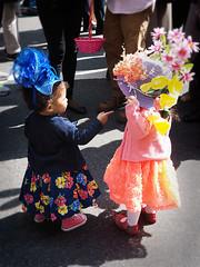 wedP3270584 (kekyrex) Tags: costumes holiday ny newyork hats parade easterparade nycnewyork nyceasterparade