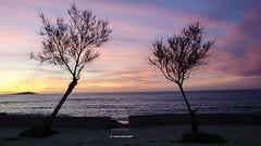 _ANG9550 (atlantid_e) Tags: tramonto mare sicily luci palermo sicilia sferracavallo