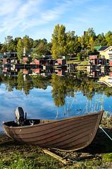 IMGP3669 copy (Tapio Kekkonen) Tags: summer moon beach sunrise sailing hanko subset bech finlad