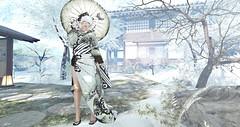 -kimono- (KaNa) Tags: fashion japan blog ss snapshot sl secondlife  kimono     secondlifefashion secondlifeblog  kokorotayori