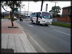 Expreso De La Sabana S,A,S, 261 (Los Buses Y Camiones De Bogota) Tags: de la colombia bogota sa autobus expreso 261 sabana busologia