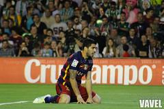 Betis - Barcelona 073 (VAVEL Espaa (www.vavel.com)) Tags: fotos bara rbb fcb betis 2016 fotogaleria vavel futbolclubbarcelona primeradivision realbetisbalompie ligabbva luissuarez betisvavel barcelonavavel fotosvavel juanignaciolechuga