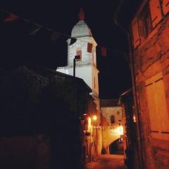 Pradelles #15aot #43 #hauteloire #France #night... (danielrieu) Tags: france night medieval 43 hauteloire medievalcity pradelles uploaded:by=flickstagram 15ao instagram:photo=258785806075996140186911192