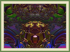 just another manic monday (bloorose-thanks 4 all the faves!!) Tags: abstract art digital 3d render fractal mandelbulb
