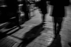 walkers (ioannabo) Tags: street people blackandwhite black shadows athens greece walkers nikond3200