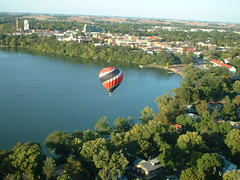 Lakes Aerial