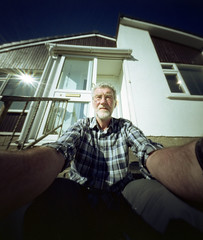 Testing another Ultra Wide (wheehamx) Tags: self angle wide pinhole ultra