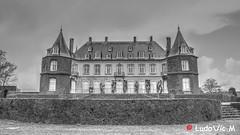 Castle of La Hulpe (Ld\/) Tags: brussels castle belgium belgique belgie bruxelles chateau chteau brabant wallon wallonie hulpe wallone