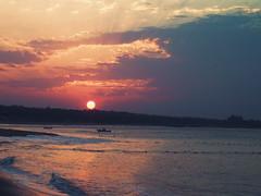 Tequila Sunrise (laurenspies) Tags: beach water sunrise mexico cabo pacificocean bajacalifornia bajacaliforniasur cabosanlucas