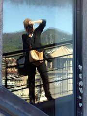 sull'orlo del baratro (serie) (fotomie2009) Tags: portrait italy reflection italia photographer liguria riflessi fotografo savona