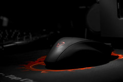 (Paul Szywacz) Tags: red colour macro mouse gaming harsh msi mionix