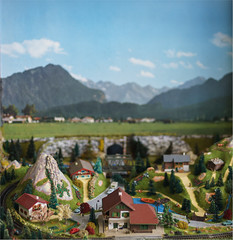 Farmville (listera_ovata) Tags: alps landscape toy farmville pastoral oyuncak