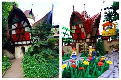 The People of Laaf (Swan Dutchman) Tags: fairytale lego amusementpark efteling monorail attraction kaatsheuvel laven laaf volkvanlaaf lavenlaar peopleoflaaf lonkhuys