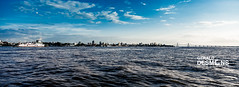 Corrientes City from the Parana River (geralddesmons) Tags: rio river photography gerald corrientes fotografia rioparana desmons